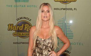 La star de la télé-réalité Khloe Kardashian