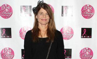 L'actrice Linda Hamilton