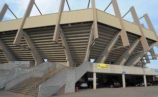 Le stade de la meinau. le 02 07 2009
