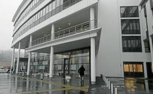 La victime de legionellose avait été hospitalisée au centre de Saint-Herblain.