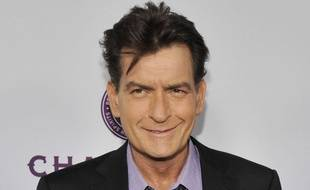 L'acteur Charlie Sheen à la première de «Scary Movie V» à Los Angeles en avril 2013.