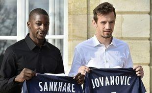Vukasin Jovanovic porte désormais le numéro 4.