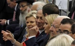 Ivanka Trump et Benjamin Netanyhaou ont inauguré l'ambassade des Etats-Unis à Jérusalem