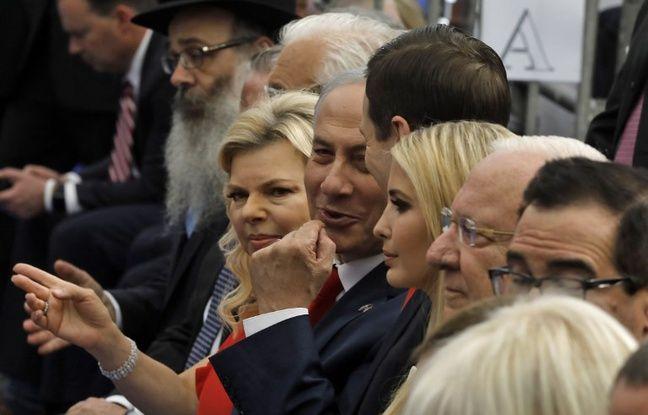 nouvel ordre mondial | Les Etats-Unis inaugurent leur ambassade à Jérusalem, bain de sang à Gaza