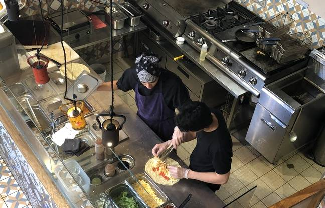 Chez Two Amigos, temple de la cuisine mexicaine installé à Lyon depuis 2016.