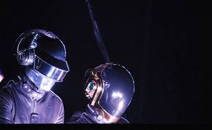 Daft Punk (illustration)