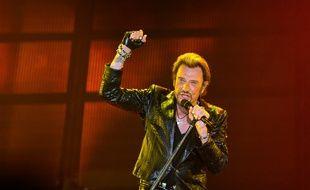 Le chanteur Johnny Hallyday est décédé à l'âge de 74 ans.