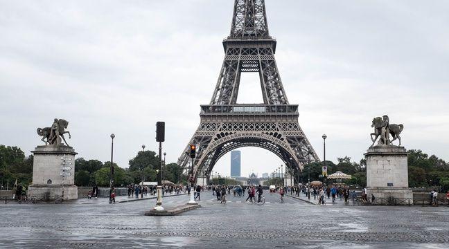 journ e sans voiture un bilan tr s positif selon la mairie des parisiens partag s. Black Bedroom Furniture Sets. Home Design Ideas