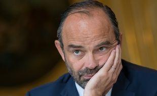 Edouard Philippe, le 14 juin 2018 à Matignon.