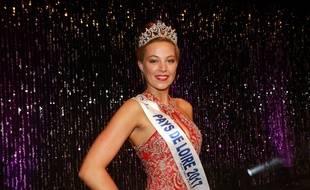 Chloé Guémard est la nouvelle miss Pays de la Loire