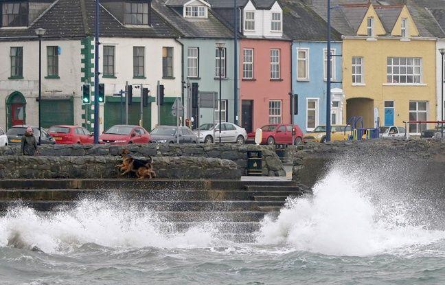 VIDEO. La tempête Ophelia fait au moins trois morts en Irlande