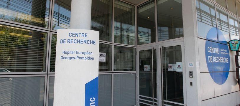 Michael Schumacher a été pris en charge à l'hôpital européen Georges-Pompidou à Paris, le 1 septembre 2019.