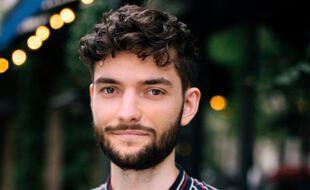 Théo Grosjean, dessinateur de 26 ans, a commencé à raconter son quotidien d'anxieux sur Instagram en 2018.