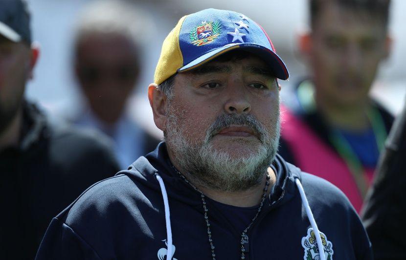 Argentine: Diego Maradona démissionne de son poste d'entraîneur du Gimnasia La Plata