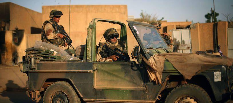 Des militaires français au Mali (illustration).