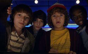 La bande de Stranger Things de retour sur Netflix le 27 octobre