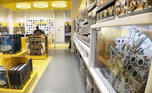 Le magasin de Cap 3000 ouvrira ses portes au public jeudi