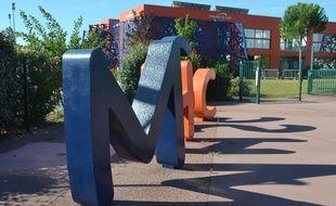 Le centre d'entraînement du MHSC (illustration)