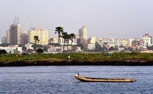 Dakar, capitale du Sénégal (image d'illustration).
