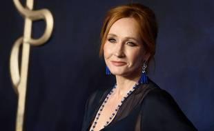 J.K. Rowling, en 2018.