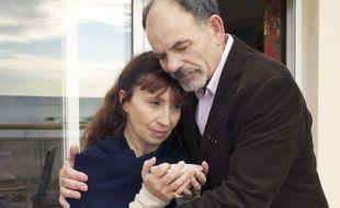 Jean-Pierre Darroussin et Ariane Ascaride dans La Villa de Robert Guédiguian