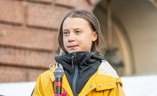 Le timbre à l'effigie de Greta Thunberg fait partie d'un carnet intitulé «Nature précieuse».