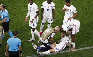 Lucas Digne blessé après Lucas Hernandez, et c'est tout le côté gauche français qui flanche.