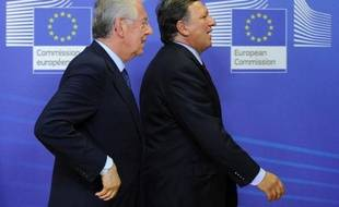 """Le chef du gouvernement italien Mario Monti relève que les spreads élevés constituent """"un sérieux problème"""" pour l'Italie, mais aussi un """"risque"""" pour les pays qui semblent en bénéficier, dans une interview diffusée mercredi par le quotidien économique Sole 24 ore."""