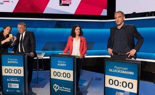 Un débat entre les têtes de liste des élections européennes était organisé sur France 2 le 22 mai 2019.