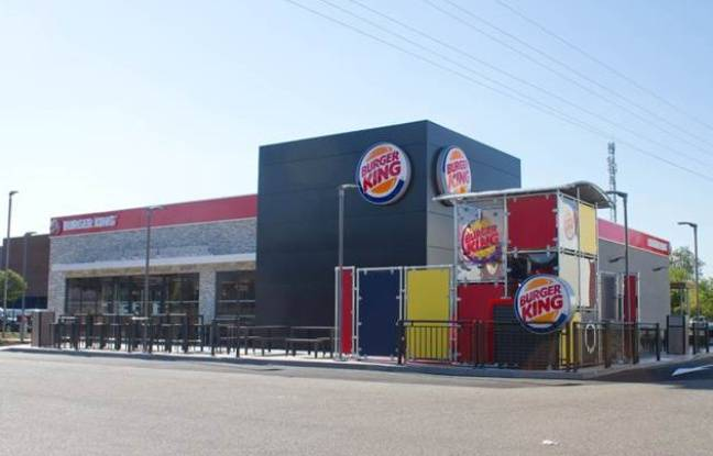 strasbourg burger king ouvre le 2 octobre la vigie. Black Bedroom Furniture Sets. Home Design Ideas