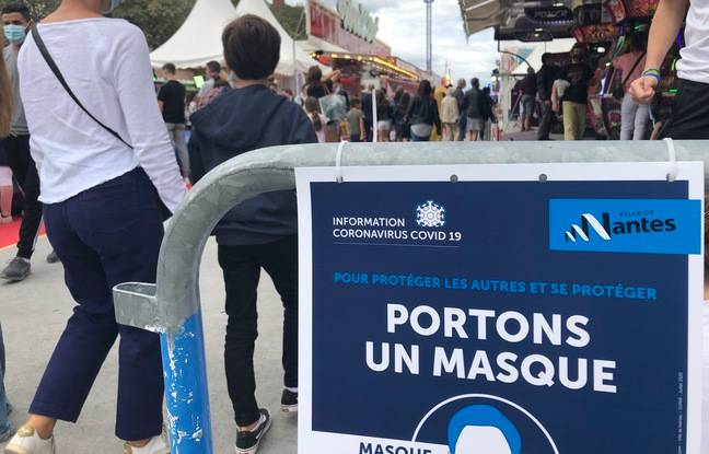 La fête foraine de septembre à Nantes édition 2020
