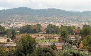 Capitale du centre Var, la ville de Brignoles était concernée par la demande de permis.