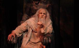 Le Père Fouras, personnage mythique de «Fort Boyard»