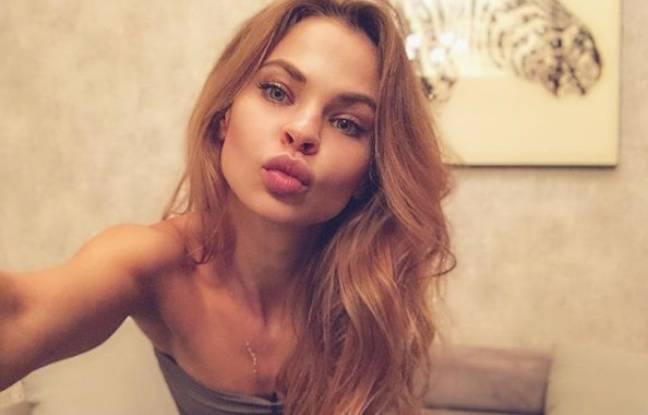 Anastasia Vashukevich se présente sous le nom de Nastya Rybka sur Instagram.
