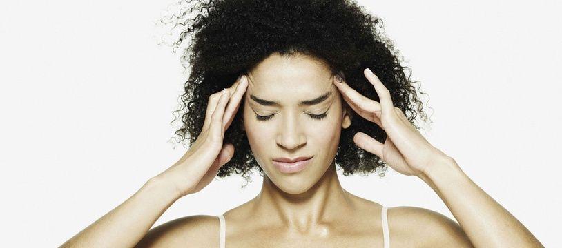 La migraine touche trois fois plus de femmes que d'hommes.