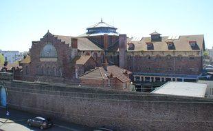 L'ancienne prison Jacques-Cartier est située en coeur de ville à Rennes. Elle est vide depuis 2010.