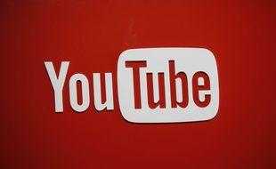 Le logo de YouTube (illustration).