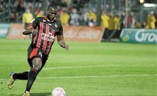 Esmael Gonçalves devra démontrer son talent au sein de l'attaque niçoise.