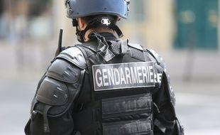 Gendarmerie- Illustration.