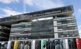 Le siège de France Télévisons en septembre 2017 (image d'illustration).