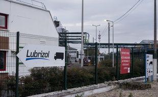 L'usine Lubrizol de Rouen a été le théâtre d'un important incendie, jeudi 26 septembre.