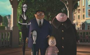 «La Famille Addams» de Conrad Vernon