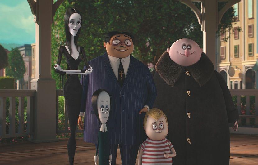« La Famille Addams » a pris un coup de jeune en dessin animé