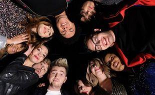 Les finalistes de la saison 13 de «Nouvelle Star».