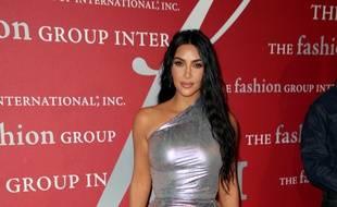 La femme d'affaires Kim Kardashian