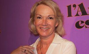 Brigitte Lahaie, le 17 septembre 2018.
