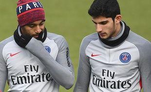 Lucas, également lusophone, devrait aider Guedes à s'intégrer dans le groupe parisien