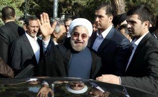 L'Iran a continué de défier les grandes puissances en augmentant sa capacité d'enrichissement d'uranium, selon un rapport de l'Agence internationale de l'énergie atomique (AIEA), diffusé mercredi, alors que doivent reprendre fin septembre les discussions avec Téhéran sur son programme nucléaire controversé.