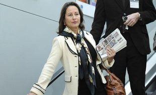 Ségolène Royal, le 16 novembre 2010, à Paris.