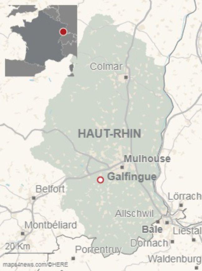 En 2003, quatre cadavres de nouveaux-nés ont été retrouvés dans trois sacs-poubelle dans la forêt de Galfingue (Haut-Rhin, Alsace).